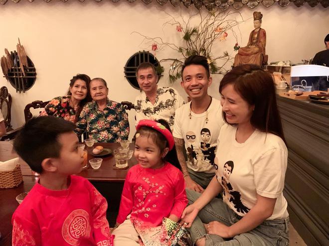 Nàng dâu Mina Phạm hé lộ quan hệ đặc biệt với mẹ chồng-2