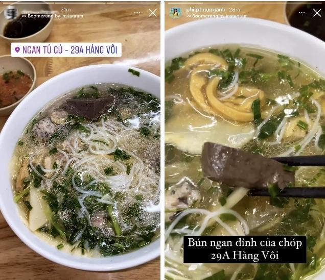 Phí Phương Anh lại lộ hint hẹn hò thiếu gia, muốn ăn gì được chiều đó-4