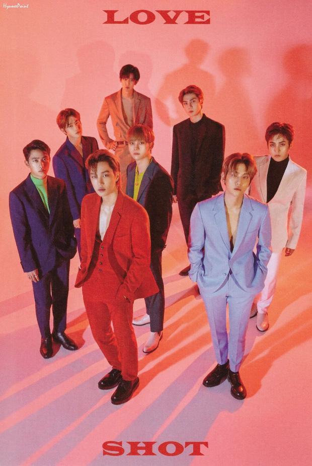 EXO tung thính comeback sát ngày BTS ra MV mới, kỳ phùng địch thủ sắp đối đầu?-2