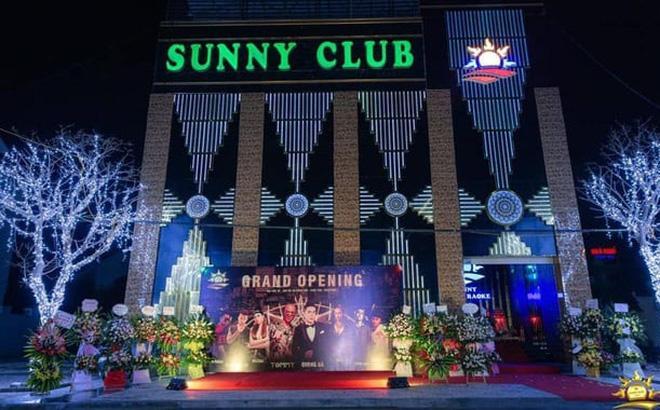 Khởi tố vụ án truyền bá văn hóa phẩm đồi trụy liên quan đến bar Sunny-1