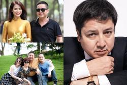 Chí Trung gay gắt khi bị móc mỉa 'bỏ vợ già theo gái trẻ'