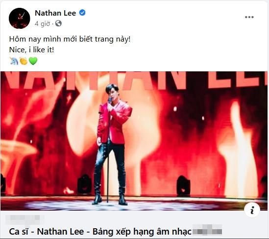 Nathan Lee chỉnh lái cực gắt khi bị chê chỉ là ca sĩ hội chợ-2