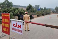 Bắc Giang giãn cách xã hội toàn huyện Lục Nam từ 17h hôm nay
