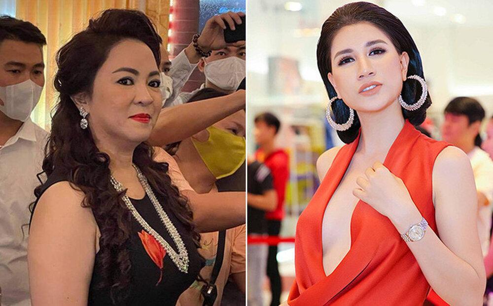 Trang Trần mỉa mai bà Phương Hằng, đòi xem giấy chứng thực 600 tỷ làm từ thiện-1
