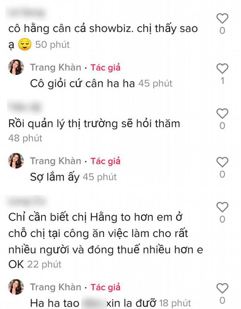 Trang Trần mỉa mai bà Phương Hằng, đòi xem giấy chứng thực 600 tỷ làm từ thiện-4