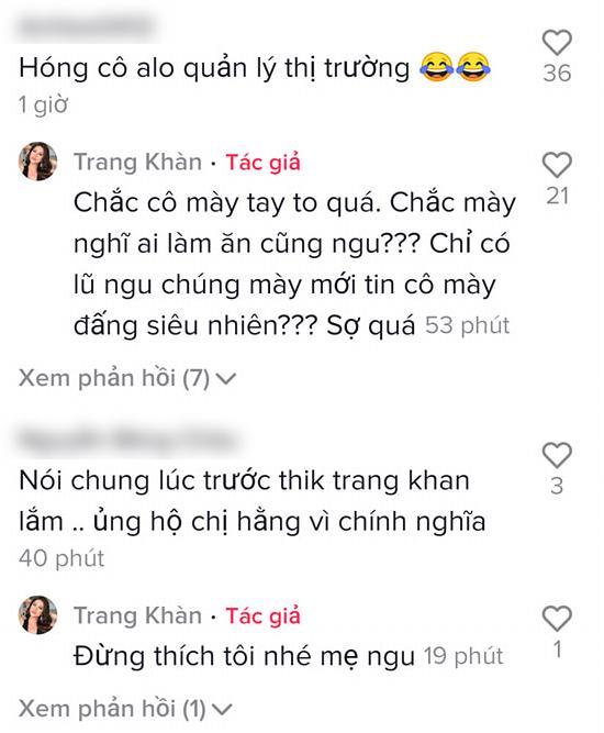 Trang Trần mỉa mai bà Phương Hằng, đòi xem giấy chứng thực 600 tỷ làm từ thiện-6