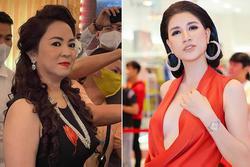 Trang Trần mỉa mai bà Phương Hằng, đòi xem giấy chứng thực 600 tỷ làm từ thiện
