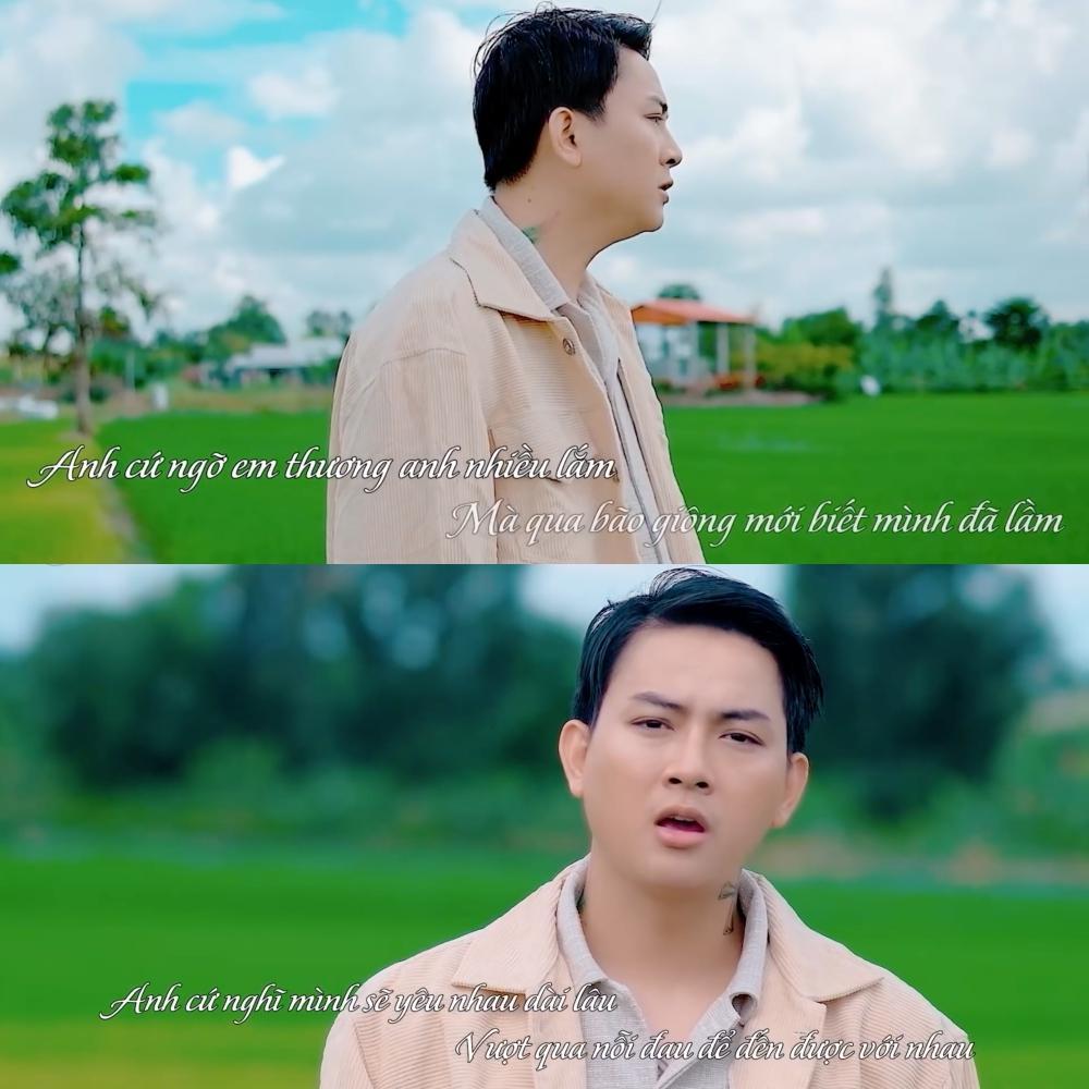 Hoài Lâm thờ ơ, mất hồn trong MV mới sau khi Cindy Lư công bố yêu Đạt G-1