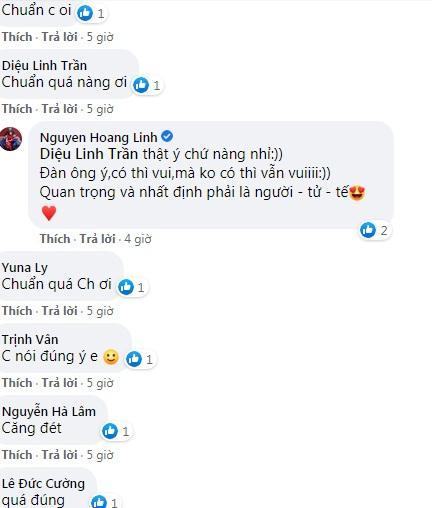 Nửa đêm MC Hoàng Linh gay gắt: Cưới phải thằng đểu ế còn hơn-3