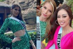 Thực hư đối thủ Miss Universe 2020 của Khánh Vân là người chuyển giới
