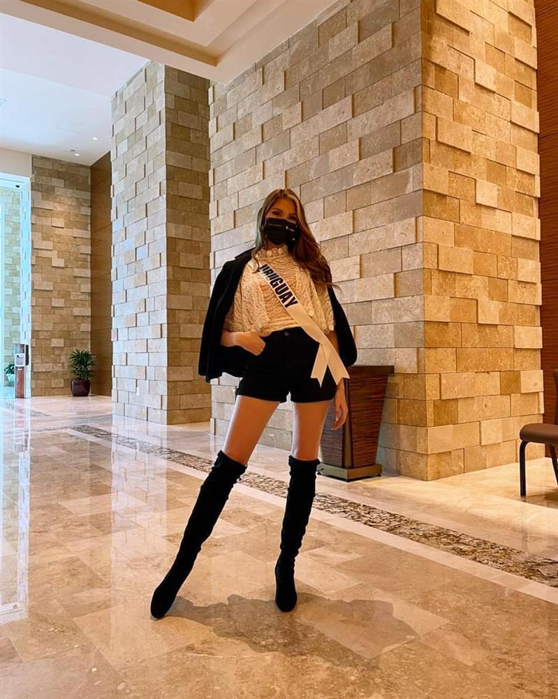 Thực hư đối thủ Miss Universe 2020 của Khánh Vân là người chuyển giới-1