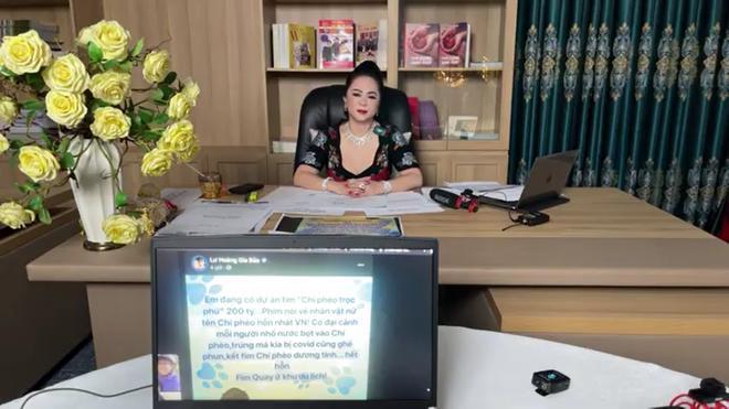 Vợ ông Dũng Lò Vôi tuyên bố cấm toàn bộ nghệ sĩ bước chân tới Đại Nam-2