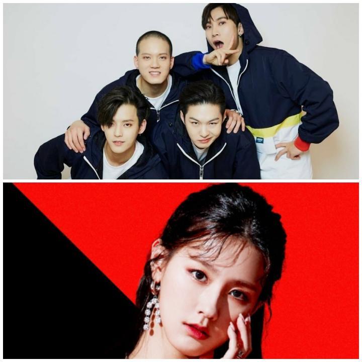 Lisa và Miyeon trợ diễn đàn anh tại vòng 3 Kingdom: Legendar hứa hẹn gây bão-3