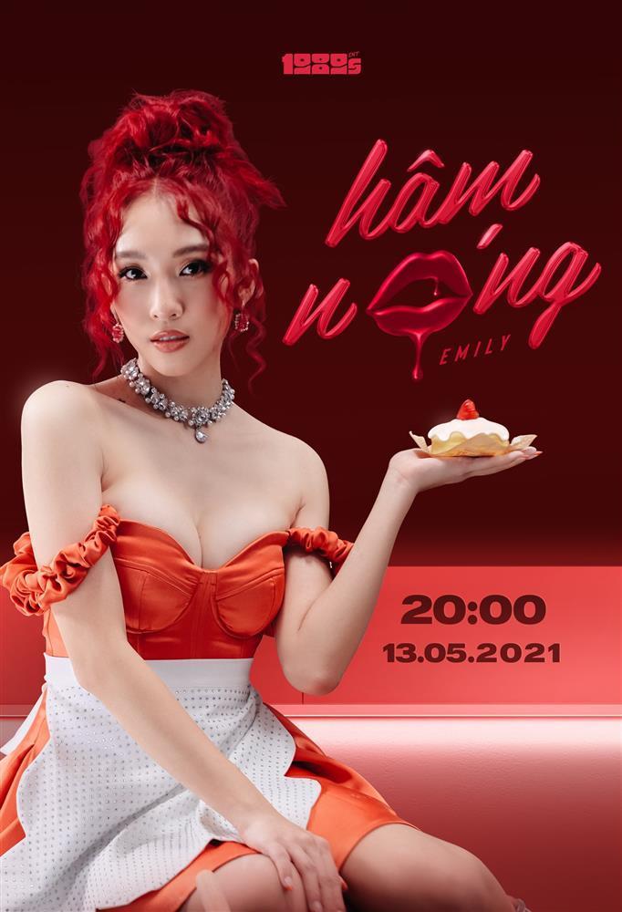 Emily tung poster lộ vòng 1, netizen đồng loạt: Phản cảm đâu phải lần đầu-1