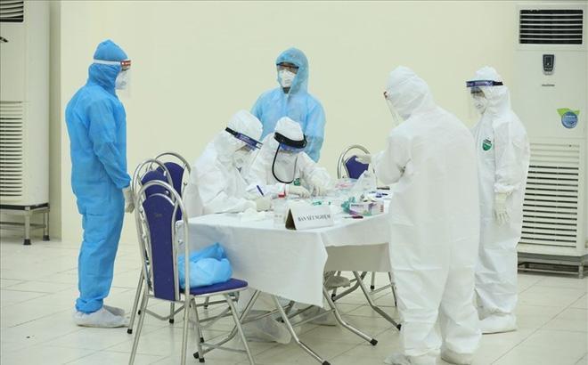 Lý do nhân viên vệ sinh Bệnh viện Thanh Nhàn dương tính SARS-CoV-2-1
