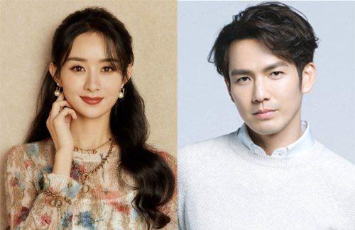 Triệu Lệ Dĩnh sẽ đóng phim mới cùng Chung Hán Lương?-1