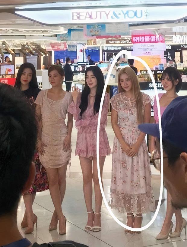Yeri (Red Velvet) thường xuyên mặc xấu nhất nhóm: Hết lộ bụng mỡ tới mặc đồ chợ-2