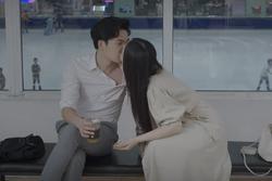 'Hướng Dương Ngược Nắng': Ngọc cướp nụ hôn đầu đời của Trí
