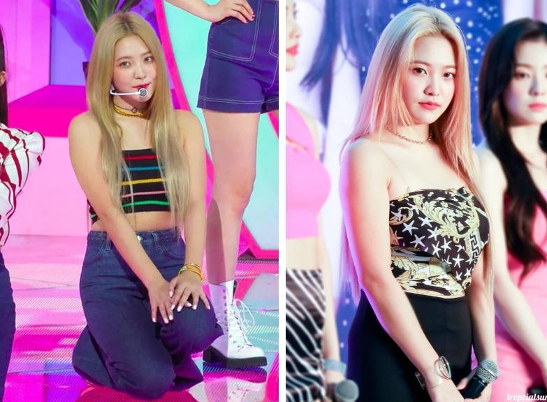 Yeri (Red Velvet) thường xuyên mặc xấu nhất nhóm: Hết lộ bụng mỡ tới mặc đồ chợ-4