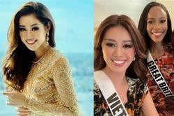 Hoa hậu Khánh Vân và hội nhà Miss 'quẩy tới bến' trên nền nhạc dân gian