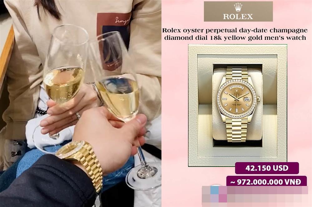 Hari Won khoe đồng hồ 800 triệu, Trấn Thành lại chơi đồ đôi chứ gì!-4