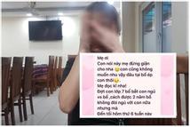 Tin nhắn đẫm nước mắt gửi mẹ của nữ sinh Phú Thọ bị bố ruột hãm hiếp