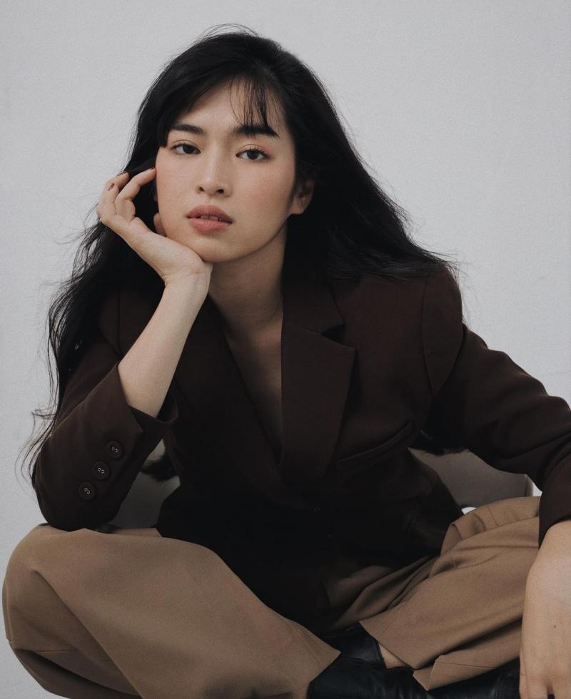 Khánh Vân Sao Nhập Ngũ vừa tự hào vừa hổ thẹn khi trùng tên Hoa hậu-1