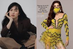 Khánh Vân 'Sao Nhập Ngũ' vừa tự hào vừa hổ thẹn khi trùng tên Hoa hậu