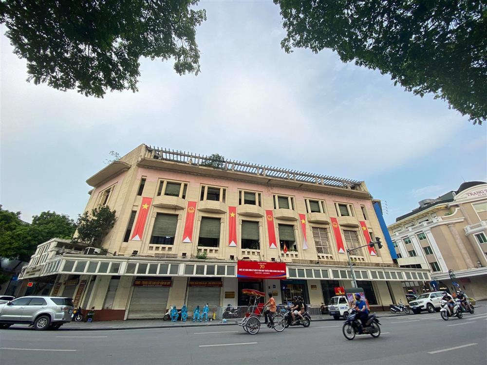 Hà Nội: Phong tỏa khu dân cư phố Lê Văn Lương và Nguyễn Lương Bằng-13