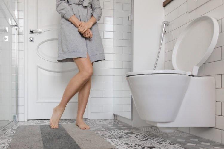 Mắc nợ nhà vệ sinh, vừa về ra mắt, cô gái đã bị bắt chia tay vì sự cố đáng tiếc-1