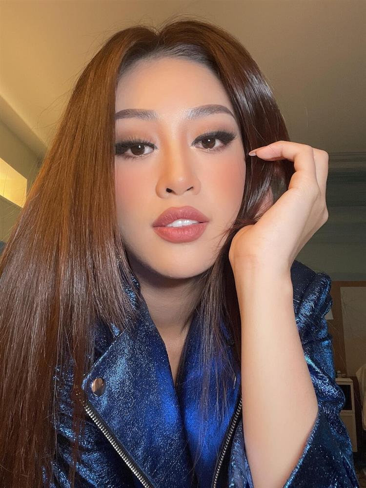 Diện trang phục hầm hố, Khánh Vân khẳng định đẳng cấp không phải dạng vừa trước chung kết Miss Universe-4