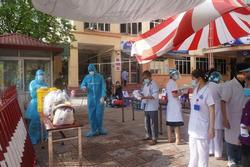 Ghi nhận 4 ca dương tính với SARS-CoV-2, là sinh viên Đại học Y - Dược Thái Bình