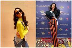 Thí sinh Indonesia diện quần có thiết kế lạ ở Hoa hậu Hoàn vũ