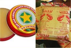 9 nhãn hiệu 'huyền thoại' không bao giờ bị lãng quên trong lòng người Việt
