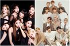 Chưa kịp 'dứt duyên' BTS, TWICE lại comeback trùng nhóm nam Big Hit khác