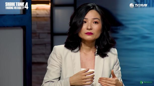 Nữ CEO giải thích giọt nước mắt trước khi có màn chốt deal vì xinh của Shark Phú-3