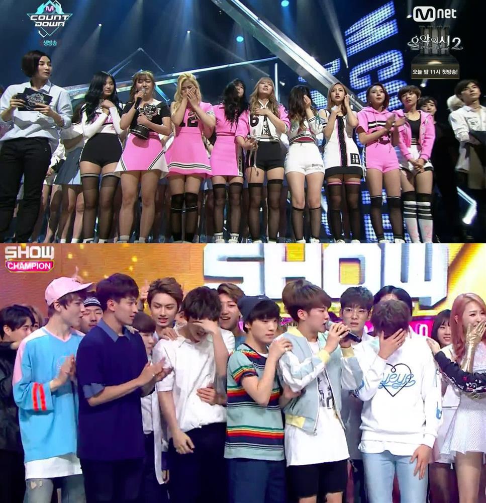 Chưa kịp dứt duyên BTS, TWICE lại comeback trùng nhóm nam Big Hit khác-2