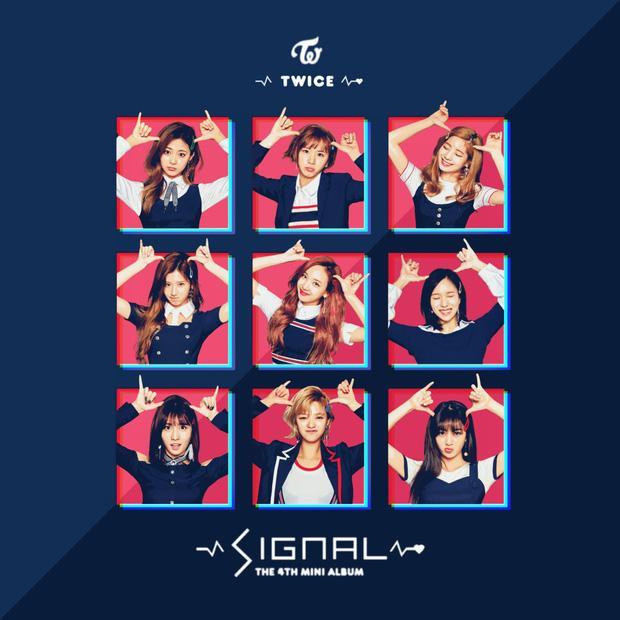 Chưa kịp dứt duyên BTS, TWICE lại comeback trùng nhóm nam Big Hit khác-7