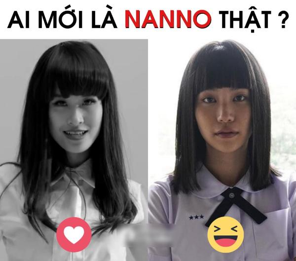 Đông Nhi giống Nanno Girl From Nowhere khác nào ruột thịt bị mất tích-2