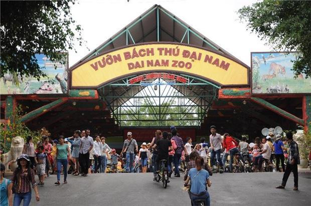 Khu du lịch Đại Nam có gì khiến bà Phương Hằng cấm tiệt nghệ sĩ bén mảng?-7
