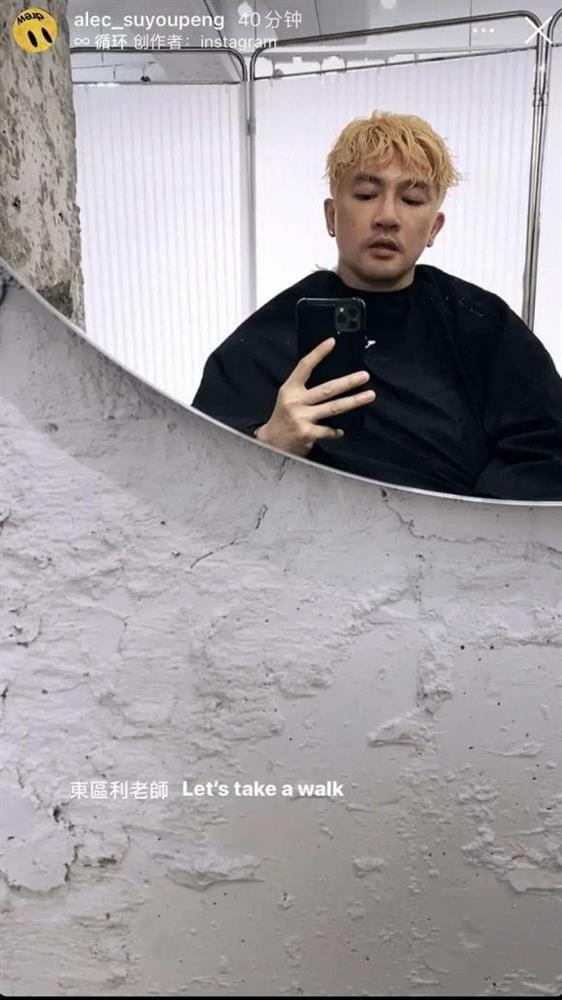 Tô Hữu Bằng làm tóc giống trai trẻ và công khai thả thính trên mạng-1