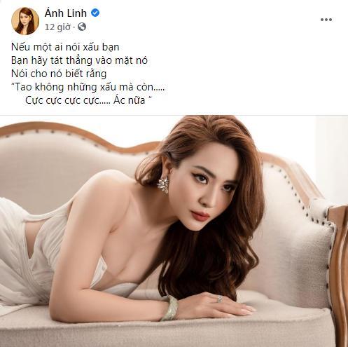Con gái nuôi Hoài Linh muốn tát thẳng mặt kẻ nói xấu cha mình?-1