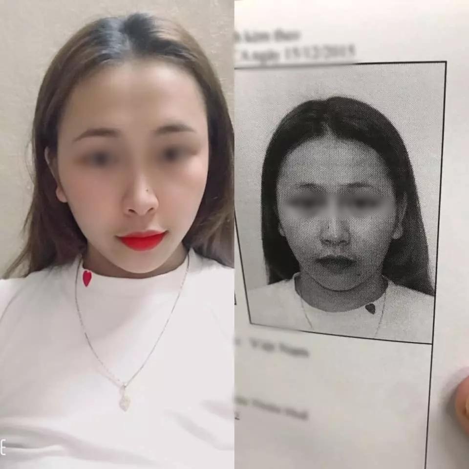 Xuất hiện hot girl giải cơn ác mộng ảnh thẻ cho hội làm căn cước công dân-8