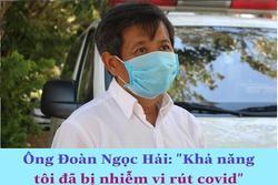 Ông Đoàn Ngọc Hải nghi nhiễm Covid-19 ở Điện Biên, đang chờ kết quả xét nghiệm