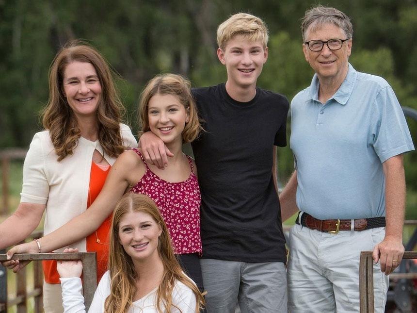 Tỷ phú Bill Gates bất ngờ tiết lộ về cuộc hôn nhân không tình yêu-1