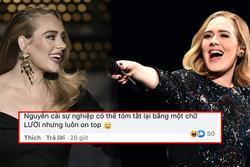 Adele on top dù 'ngủ đông' 6 năm, netizen ra sức 'khịa chết thôi'