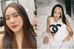 Lan Ngọc đu trend 'tóc mái Jennie' muộn nhưng visual thăng hạng ầm ầm