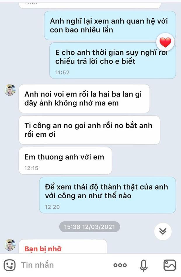 Vụ con gái bị cha hiếp dâm ở Phú Thọ: Lộ tin nhắn cầu xin tha thứ của người cha-2