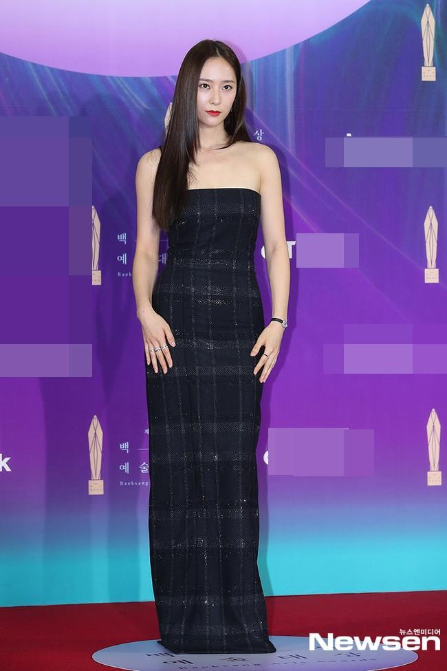 Dàn sao khủng nô nức váy áo đổ bộ Baeksang Arts Awards 2021-4