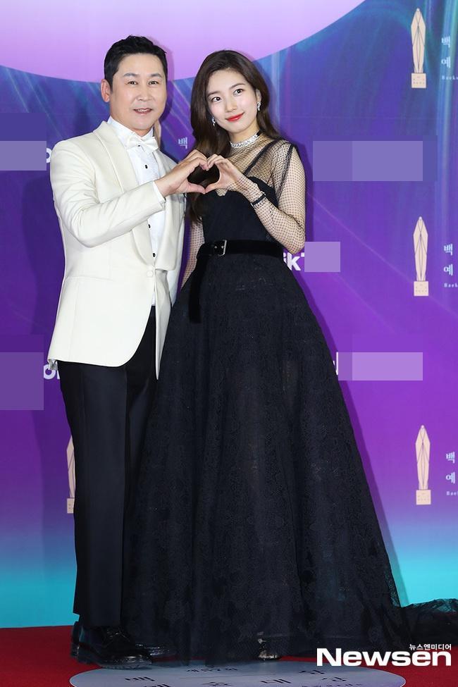 Dàn sao khủng nô nức váy áo đổ bộ Baeksang Arts Awards 2021-15